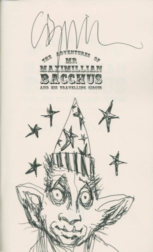 THE ADVENTURES OF MR. MAXIMILLIAN BACCHUS AND HIS TRAVELLING CIRCUS