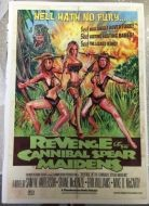 REVENGE OF THE CANNIBAL SPEAR MAIDENS
